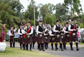 SCOTS PGC College Pipes and Drums featured image