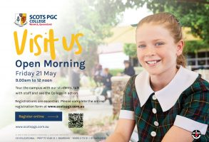 Open Morning – Friday 21 May featured image