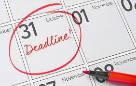 Deadlines featured image